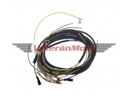 Elektroinstalace / kabeláž pro tyristor standart kompletní BABETTA / BABETA 210