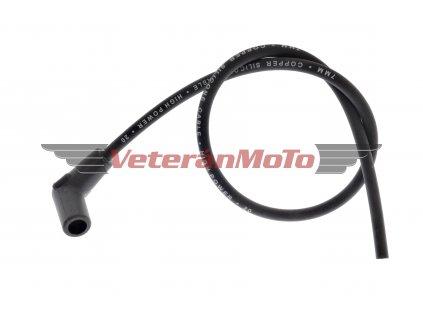 Kabelová koncovka / fajfka / botkasilikonová s kabelem