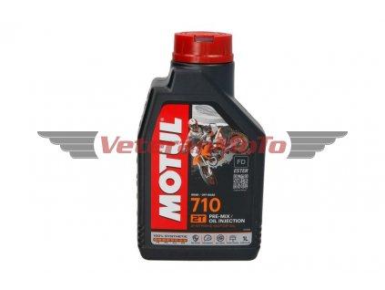Olej pro dvoutaktní motory 710 1l, API TC, JASO FD