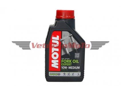 Olej do tlumičů Fork Oil Expert SAE 10W 1l