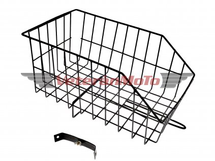 Košík černý BABETTA / BABETA 207, 210, 225