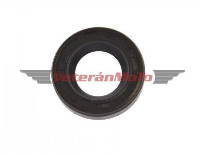 Gufero (hřídelový těsnící kroužek, simmerring, simering, simerink) NBR 17x30x7