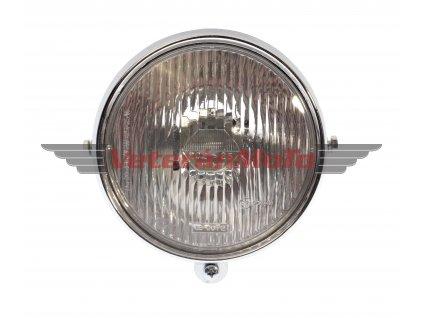 Přední světlomet / světlo kulatý s žárovkou BABETTA / BABETA 210, 225