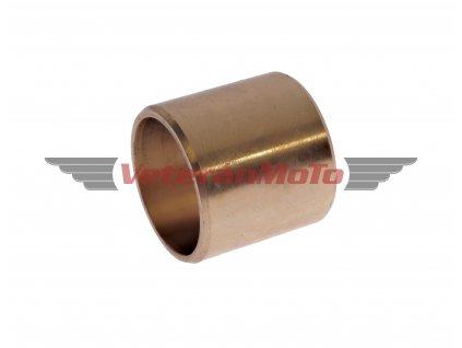 Pouzdro ojnice / pístního čepu bronz d=18 ČZ 125, 175, 250/453, 450, 455, 355,356 - Česká výroba