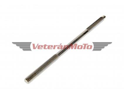 Šteft / závrtný šroub válce M6x125 JAWA 50 PIONÝR
