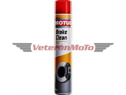 MOTUL Brake Clean - čistící prostředek brzd a spojek 750ml