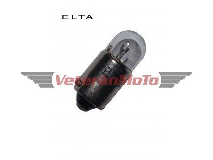 Žárovka 6V 2W Ba9s - ELTA