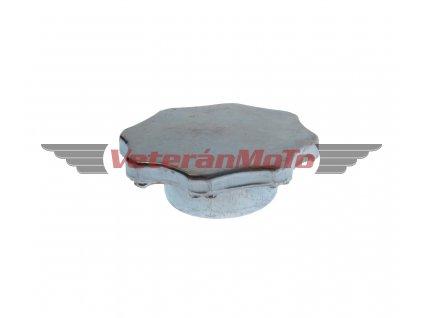 Zátka / víčko nádrže originální- zinek BABETTA / BABETA 210, 225