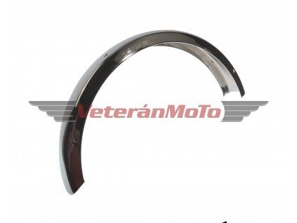 Zadní blatník chrom - ocel BABETTA / BABETA 210, 225