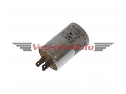 Přerušovač směrovek / blinkrů 6V se třemi kontakty
