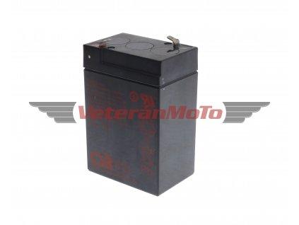 Baterie CSB GP645 (6V 4,5Ah) - záložní akumulátor pro zapalování VAPE