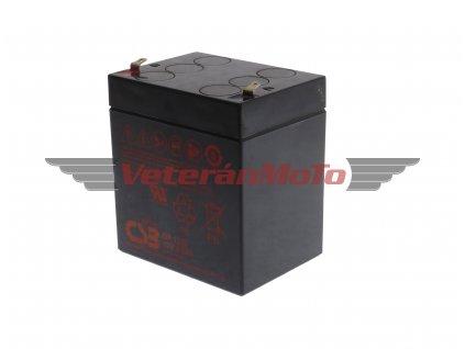 Baterie CSB GP1245 (12V 4,5Ah) - záložní akumulátor pro zapalování VAPE