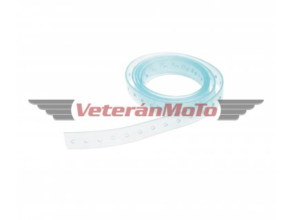 Páska stahovací děrovaná PVC š=15mm