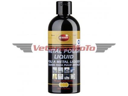 Metal Polish Liquid 250ml - čistící, leštící a konzervační emulze na kovy