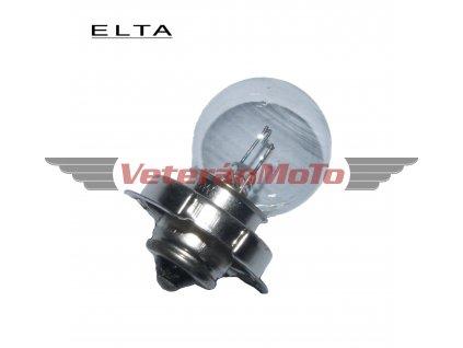 Žárovka 6V 15W P26s - ELTA BABETTA 210, 225
