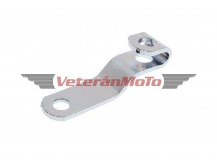 Páčka brzdového klíče zadní - zinek BABETTA 210, 225