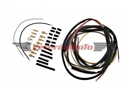Elektroinstalace / kabeláž kompletní BABETTA / BABETA 207