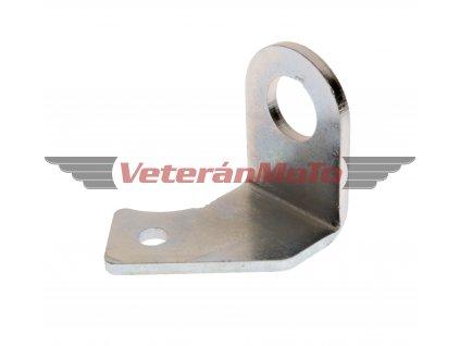 Držák směrovky / blinkru přední pravý - zinek BABETTA / BABETA 210, 225