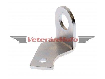 Držák směrovky / blinkru přední levý - zinek BABETTA / BABETA 210, 225