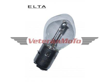 Žárovka 6V 25/25W Ba20d - ELTA