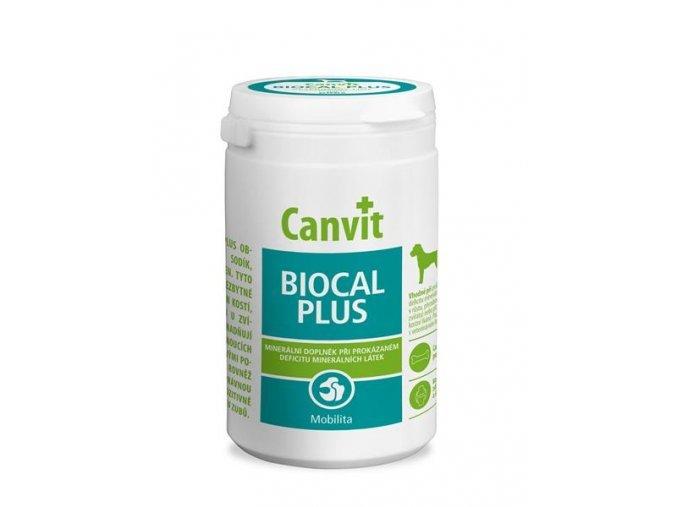 Canvit Biocal Plus - 230 tabliet, 230 g