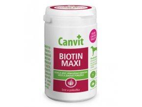 Canvit Biotin pre psy - 100 tabliet. 100 g