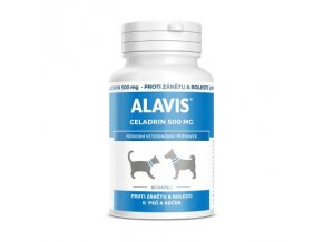 ALAVIS Celadrin 500 mg 60 tbl.