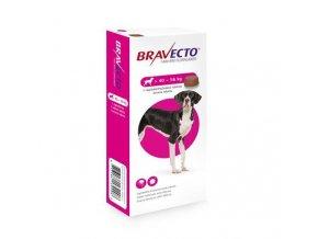 Bravecto Dog XL 1400 mg - žuvacie tablety