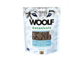 Pamlsok Woolf Dog - Morské ryby, tymián a kelp  80 g