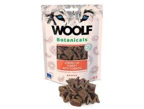 Pamlsok Woolf Dog - Morčacie mäso s paradajkami 80 g