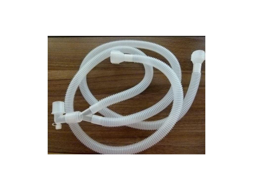 Respirační okruh anesteziologický (Velikost small 15 mm)