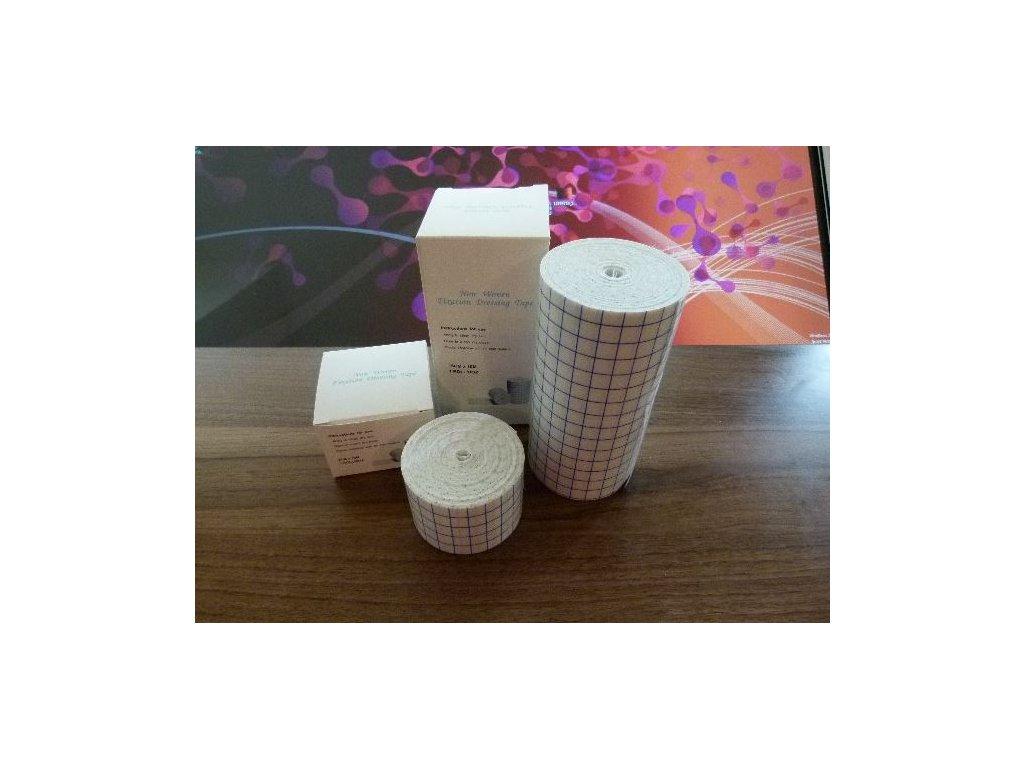 Fixační náplast textilní netkaná (Velikost 5 cm x 5 m)
