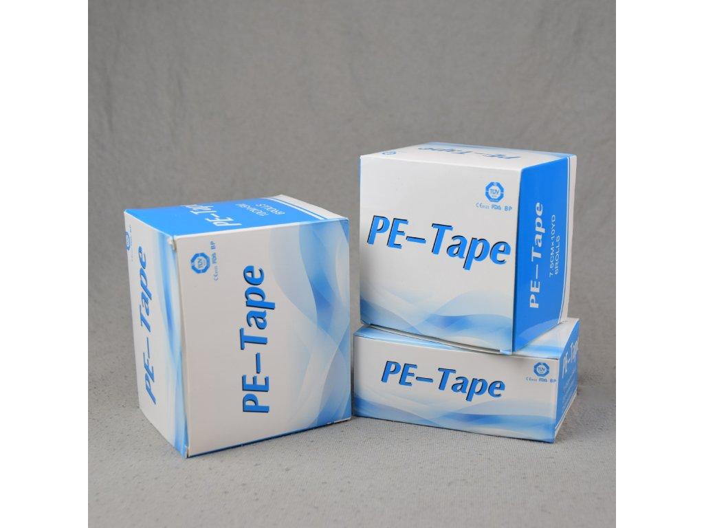 PE tape (Velikost 7,5cm x 5m)