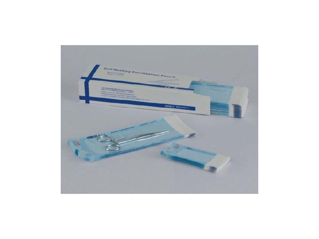 Sterilizační pouzdro jednorázové (Velikost 70mm x 260mm)