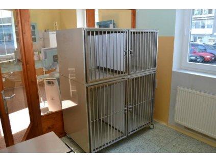 Konkrétní instalace boxů v Žilině