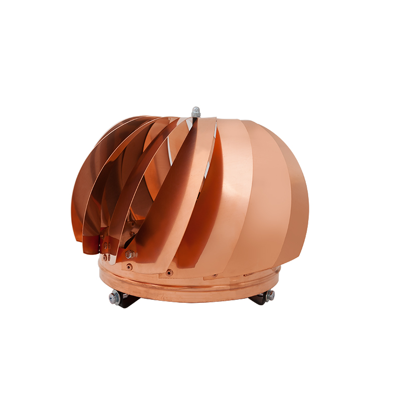 Ventilační hlavice VV-E měděné