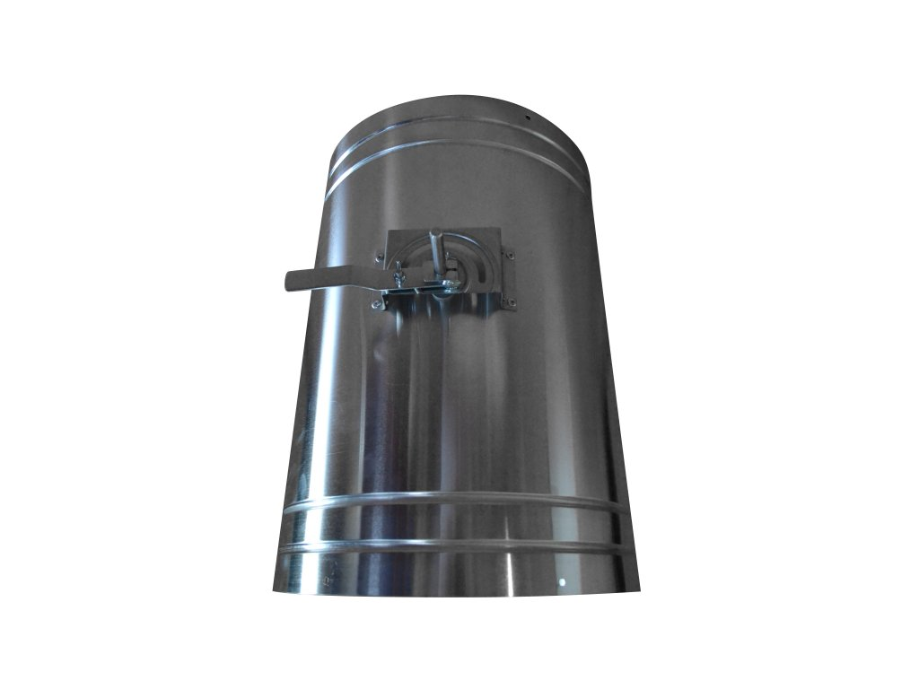 Regulační klapka 200 mm