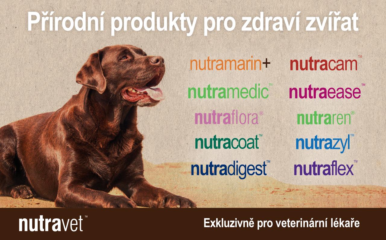 Nutravet pro veterináře