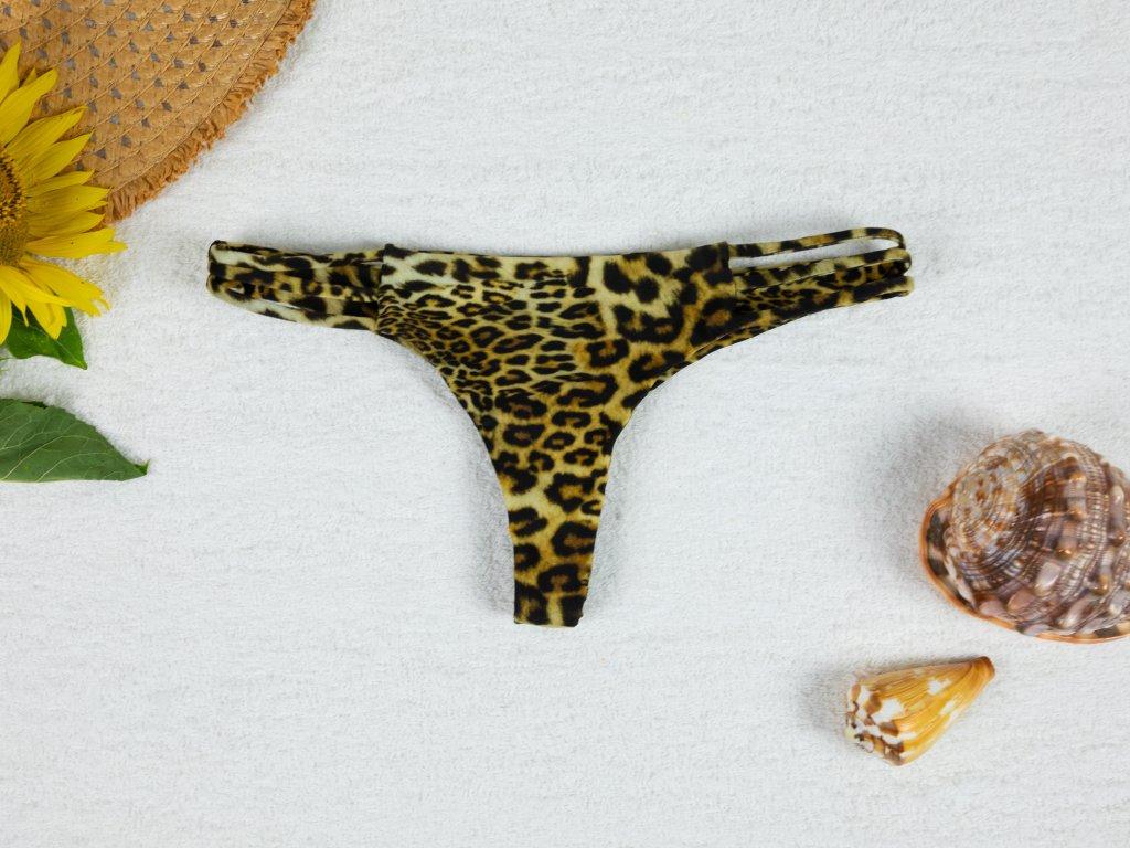 Spodní díl plavek tanga