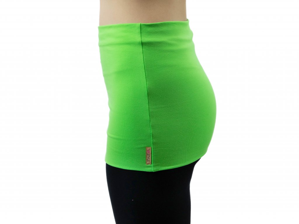 Ledvinový pás Premium, zelený