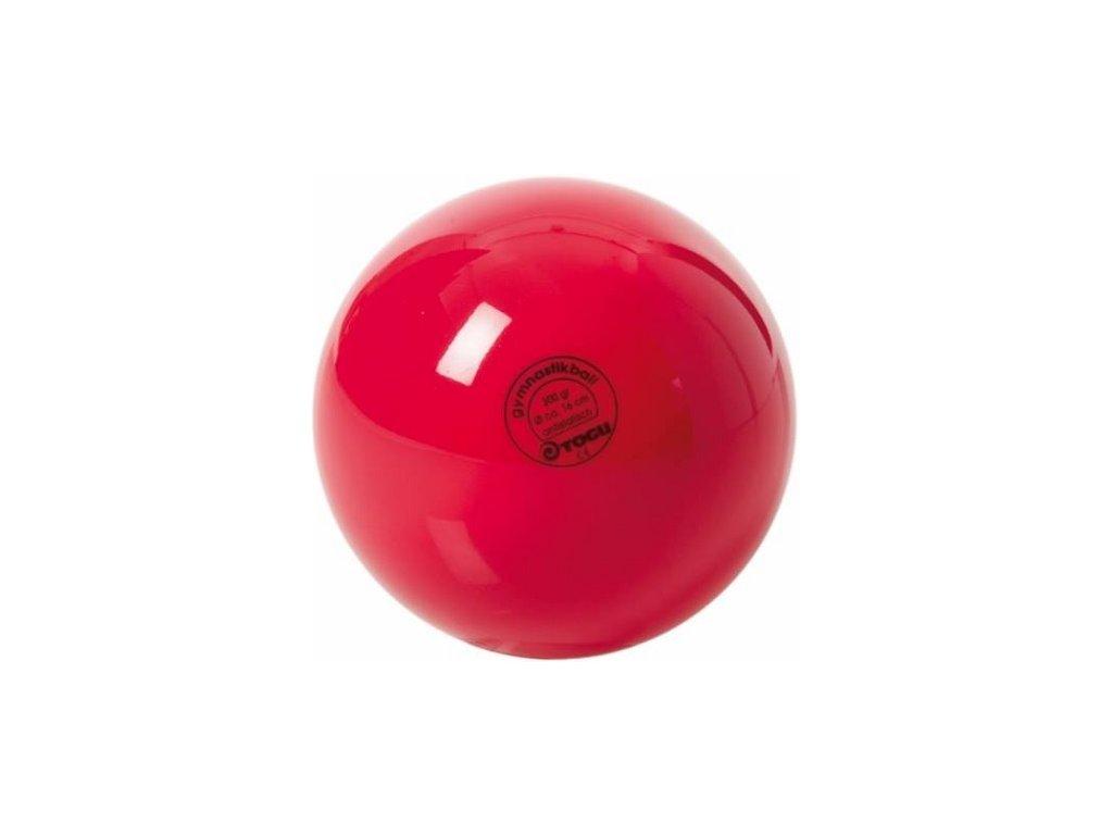 Gymnastický míč Togu červený