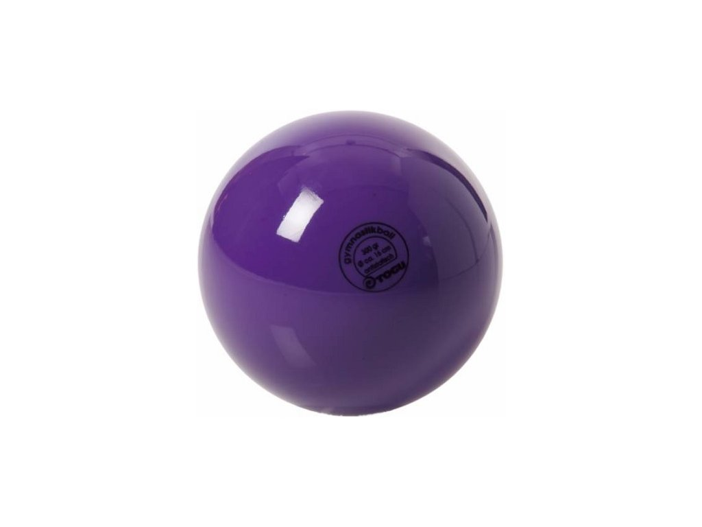 Gymnastický míč Togu fialový