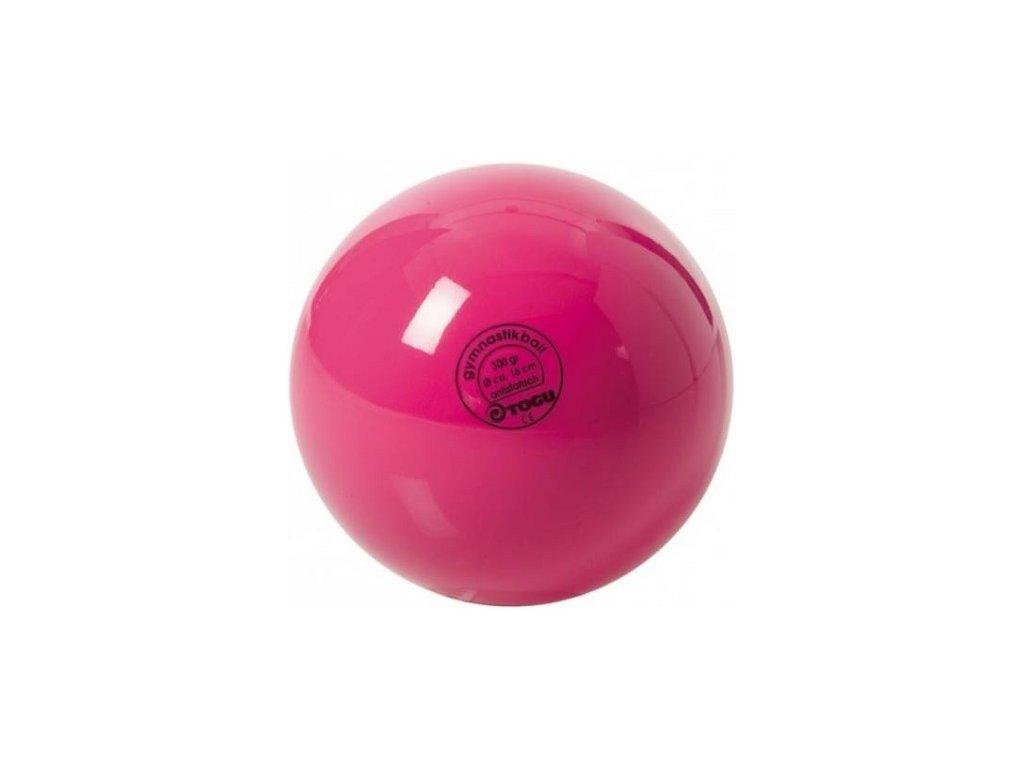 Gymnastický míč Togu růžový