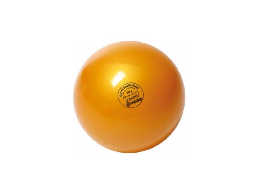 Gymnastický míč Togu zlatý
