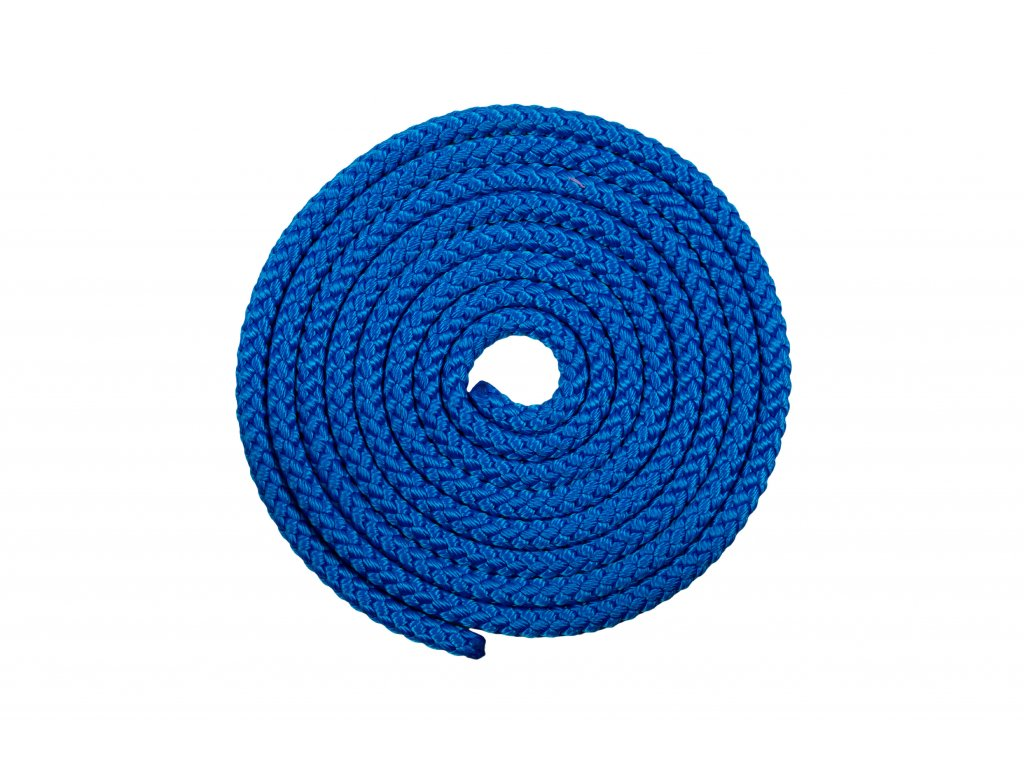 Gymnastické švihadlo VFstyle modré