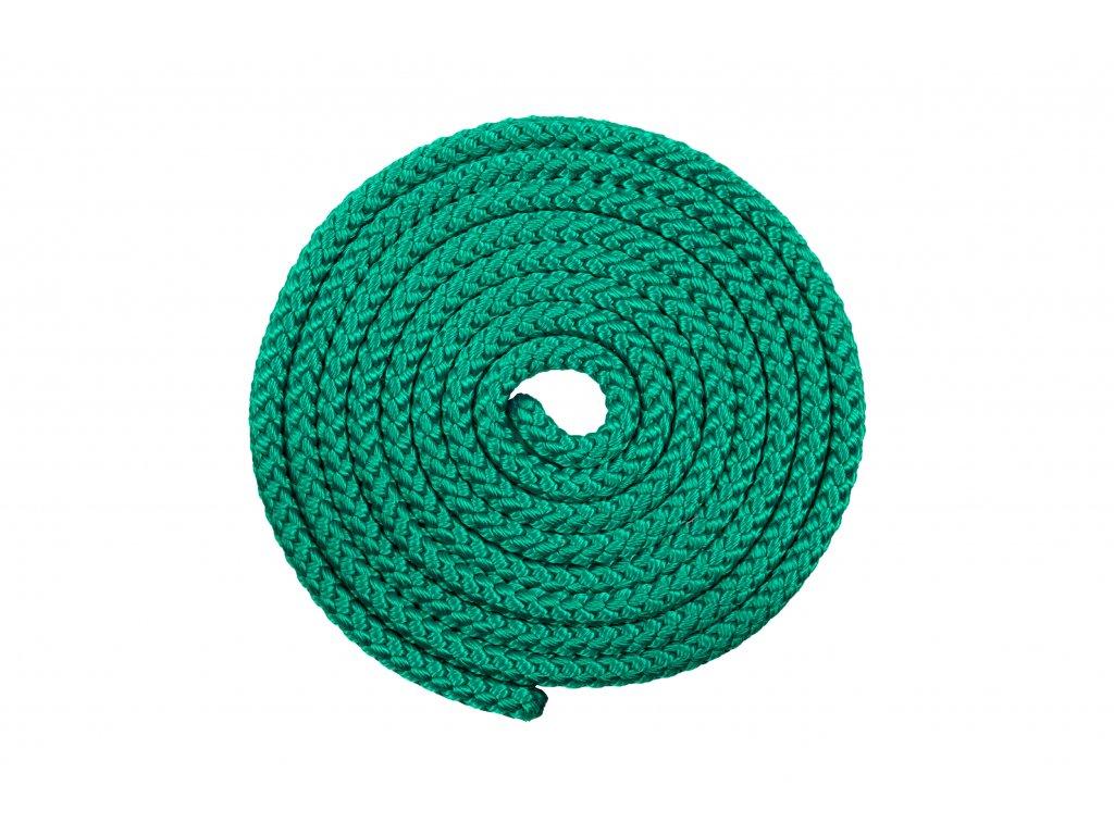 Gymnastické švihadlo VFstyle zelené