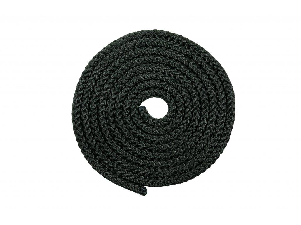 Gymnastické švihadlo VFstyle černé