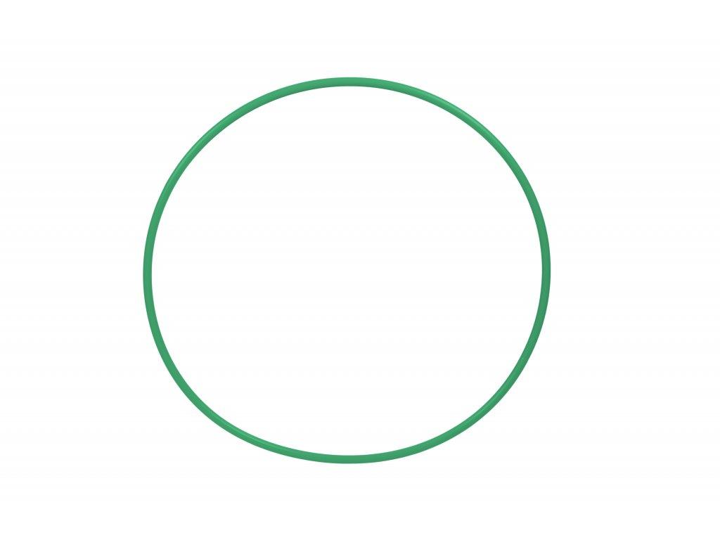 Gymnastická obruč zelená