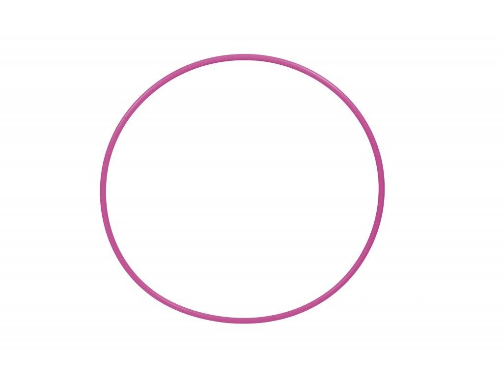 Gymnastická obruč růžová