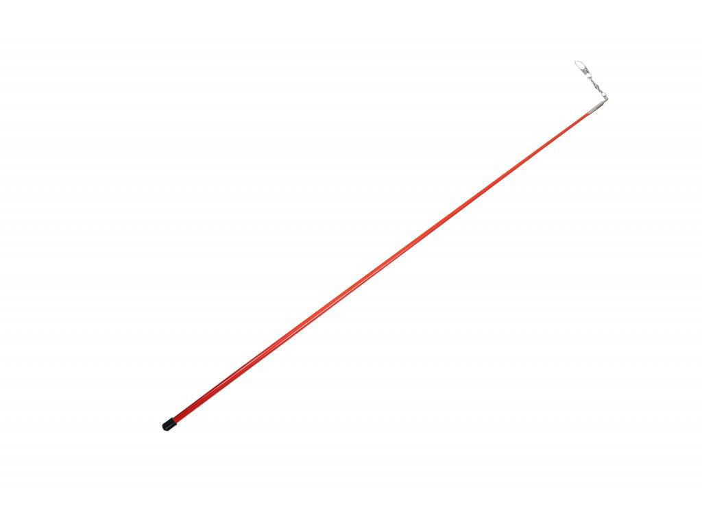 Tyčka ke stuze 56 cm červená